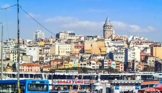 イスタンブール一人旅 2014年2月1日