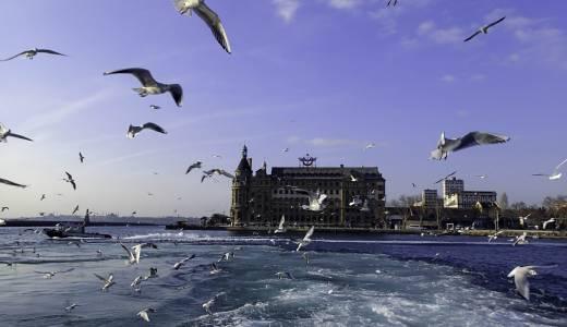 トルコイスタンブール女一人旅 2014