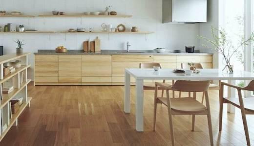 キッチンの色イメージ―ニトリを見て―