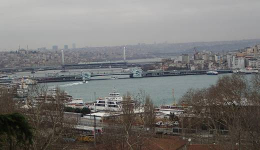 イスタンブール一人旅 2014年1月30.31日